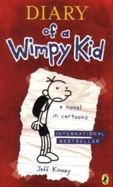 Buch: Diary of a Wimpy Kid
