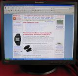 Lenovo Thinvision 1900p 19-Zoll-Monitor