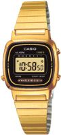 Casio Collection LA670WEGA-1EF Armband-Uhr