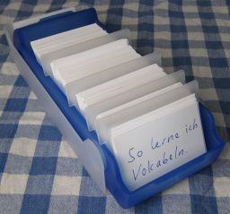 sehr gut vokabel lern kartei beebox ist der beste wortschatz trainer englisch deutsch lernen. Black Bedroom Furniture Sets. Home Design Ideas