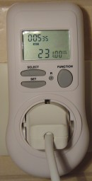 standby stromverbrauch messen und abstellen energie messgert waschmaschine radiowecker. Black Bedroom Furniture Sets. Home Design Ideas